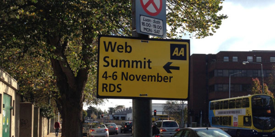 Websummit 2014 - A recap or follow the no-asshole-rule