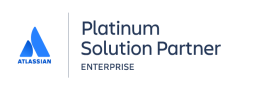 Atlassian platinum solution partner Banner
